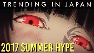 5 Hypest Upcoming Summer 2017 Anime