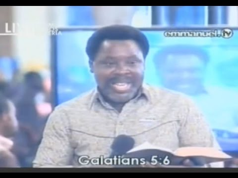 SCOAN 03/05/15: Sunday Live: FULL: TB Joshua Sermon & Prophecy Time. Emmanuel TV