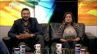 Music Buzz Drums Special With Tipu, Turjo, Pilu Khan & Rafa