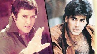 Why Rajesh Khanna REFUSED To Meet Akshay Kumar ?
