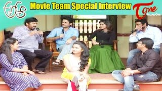 A Aa Movie Team Special Interview Latest | Nitin, Samantha, Nadiya, Rao Ramesh