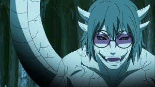 Naruto Shippuden Episode 334 Review - Kabuto Rocks the Dragon ナルト 疾風伝