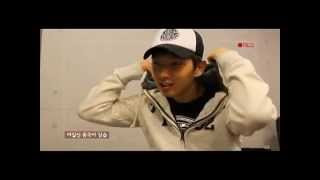 李準基 Lee Joon Gi  Praise Me ( Kr. Version of Deucer ) DVD making  ( cute cut )