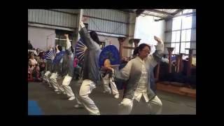 World Dance Day 2016 COTB03 萬佛城 City of Ten Thousand Buddhas     CARnHAL