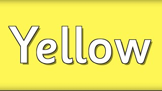 Yellow is the color of the Day Children's Song | Learn Colors | Counting | by Patty Shukla