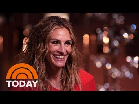 Xxx Mp4 Julia Roberts On New Film 'Wonder' Amp 39 Heartbreaking 39 Sexual Harassment Stories In Hollywood TODAY 3gp Sex