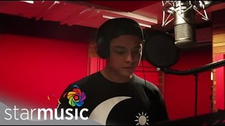 Daniel Padilla - Pangako Sayo (Official Lyric Video)