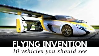12 Flying Machines Coming to Reinvent Personal Aviation and Replace Your Car