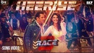 Heeriye Song LYRICS Video - Race 3 | Salman Khan, Jacqueline | Meet Bros ft. Deep Money, Neha Bhasin