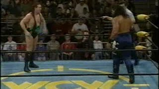 Fit Finlay vs. Meng, WCW Saturday Night 1/10/98