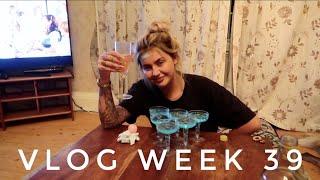 VLOG WEEK 39 - A FUN SILLY WEEK | JAMIE GENEVIEVE