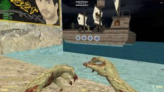 Counter-Strike: Zombie Escape Mod - ze_POTC_Fabi on ProGaming