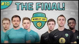 SPENCER FC VS SIDEMEN UTD! - Wembley Cup Final 2015! #10
