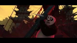 Kung Fu Wolverine HD Kung Fu Panda and The Wolverine Mashup