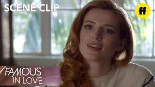 Famous In Love   Season 1 Episode 8: Paige Finds Out Jake Got Fired   Freeform