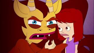 The Best of The Hormone Monstress - Big Mouth Season 1