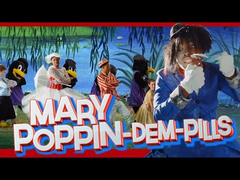 Mary Poppin Dem Pills by Todrick Hall