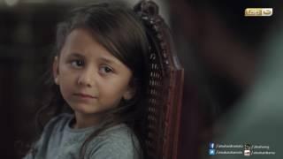 مسلسل القيصر | أصعب حاجة فى الدنيا .. لما البنت تفقد باباها ومامتها ... مشهد مؤثر جداً