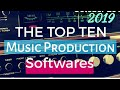 Top 10 Best Music Production Software October 2018   Top 10 Music production software for beginners