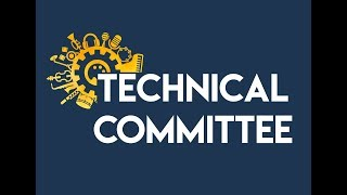 Know Your Team Episode 1 - Technical Committee