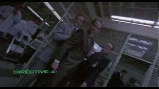 RoboCop 1987 - birth & reveal scene clip [longer version]- HD 720p  Original 80s version