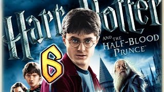 Harry Potter and the Half-Blood Prince Walkthrough Part 6 (PS3, X360, Wii, PS2, PC)