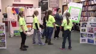 4th grade DI Team helps raise awareness for Morrow County's (Ohio) dog shelter