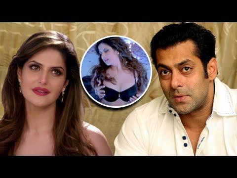 Xxx Mp4 Salman Khan On Zarine Khan S Bold Act In Hate Story 3 3gp Sex