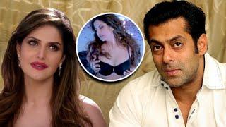 Salman Khan On Zarine Khan's Bold Act In Hate Story 3?
