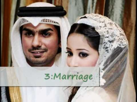 Marriage in Saudi Arabia presented by Areejالزواج.wmv
