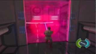 Star Wars Obi-Wan Defeating Darth Maul (XBOX)
