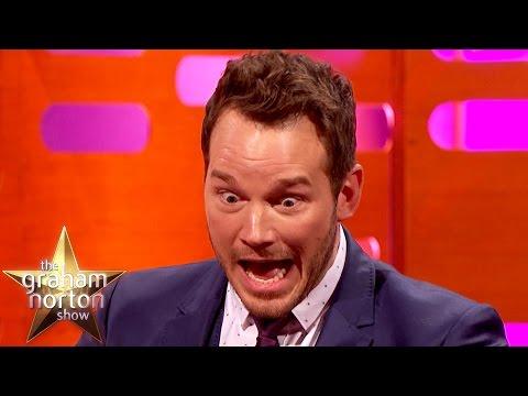 The Chris Pratt Epic Card Trick Fail The Graham Norton Show