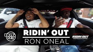 RIDIN' OUT Freestyles w/ DJ Magic | Ep16. Ron Oneal