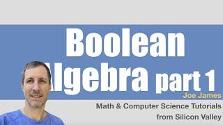 Boolean Algebra Explained part-1