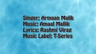 BOL DO NA ZARA LYRICS – Azhar   Armaan Malik, Emraan Hashmi360p