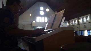 Air on G String - JS Bach on Yamaha Stagea ELB01