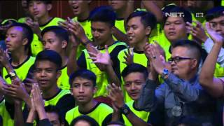 Andre Taulany Gandeng Melody JKT48