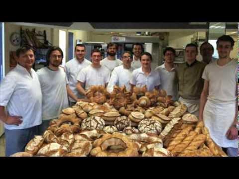 Stage des compagnons boulangers RFAD 2014
