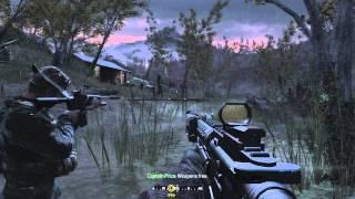 Call of Duty 4 Modern Warfare Walkthrough Part 2