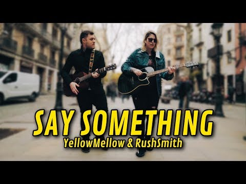 Download Justin Timberlake - Say Something (COVER) | YellowMellow ft. Rush Smith On VIMUVI.ME