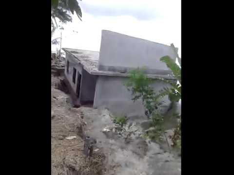 tsunami in trikkunnappuzha(kollam), kerala -കടലാക്രമണം-cinebullet
