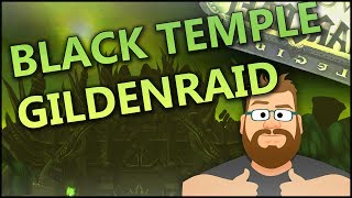Der Schwarze Temple Zeitwanderung - Booncrew Gilden Raid! [LIVESTREAM MITSCHNITT]