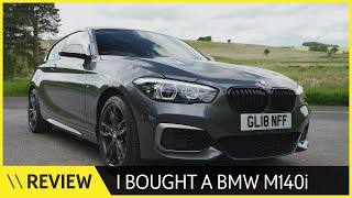 I bought a 2018 BMW M140i Shadow Edition - First impressions!