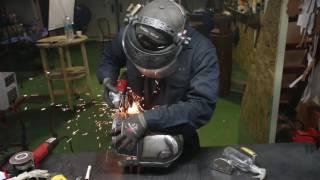 Iron man helmet mk-1