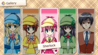 Tantei Opera Milky Holmes Eng Patched with BVC using PPSSPP v1.3 ZD SC 7 All CMs Including Misses