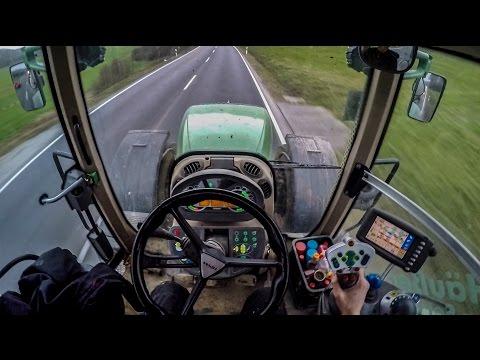 *[GoPro]* Fendt 927 Vario / Cabview / Agrarservice Häußermann *[Full HD]*