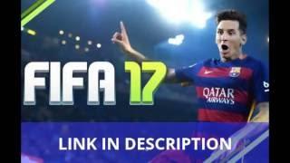 XBOX 360 - FIFA 17 COMPLEX REGION FREE - Mega.co.nz