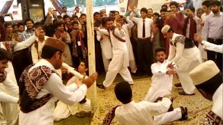 Sindhi Dance on Culture-day