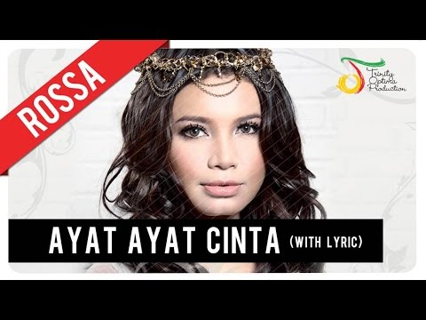 Download Rossa - Ayat Ayat Cinta (with Lyric) | VC Trinity On ELMELODI.CO