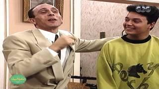 """صاحبة السعادة   مشاهد نادرة من برنامج """" بدون مونتاج """""""